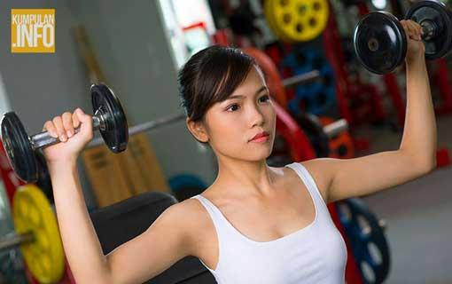 Nge-Gym di Rumah