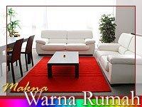 Makna Warna Rumah Anda